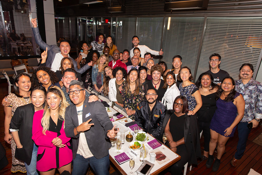 Asian Americans host inaugural dinner at this year's ADCOLOR