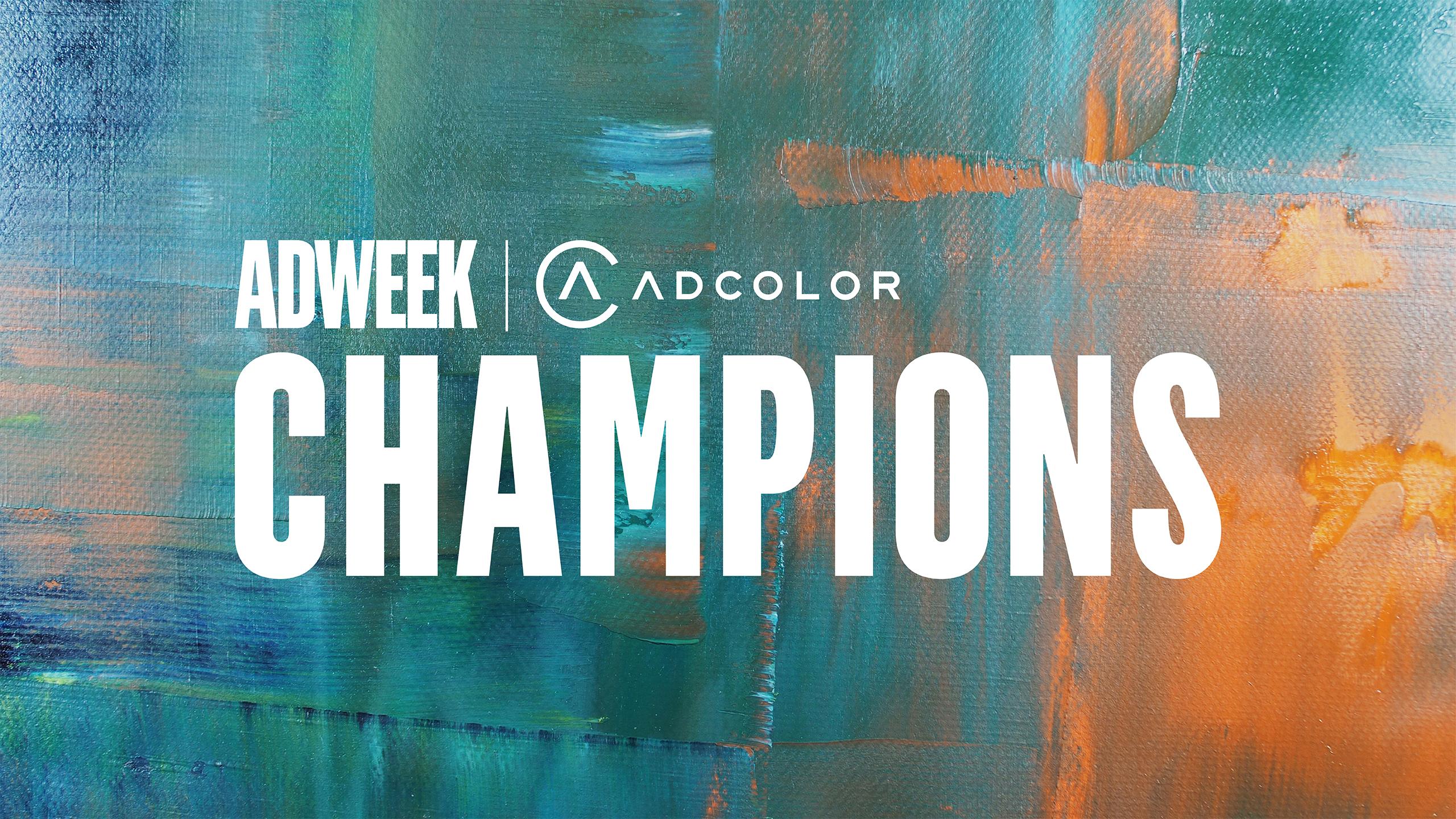 ADWEEK CHAMPIONS