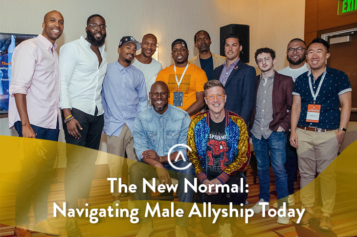 The New Normal: Navigating Male Allyship Today